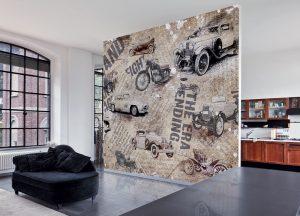 Matériaux pour la décoration murale: tendances de la mode