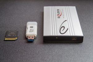 Etapes de fabrication de clés USB publicitaires