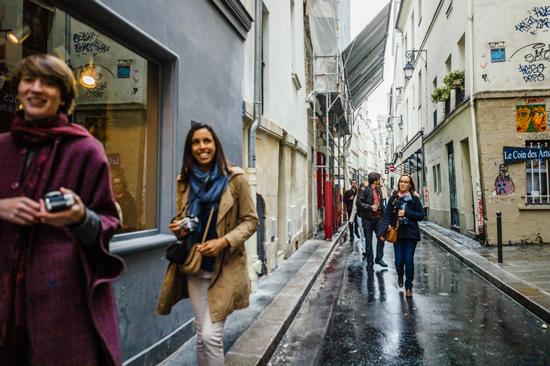 Les secrets pour réussir la photo de rue