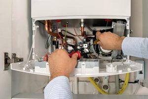Maintenance préventive de la chaudière à vapeur