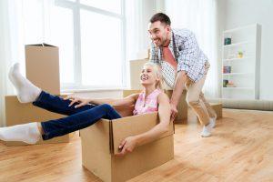 déménager sans argent
